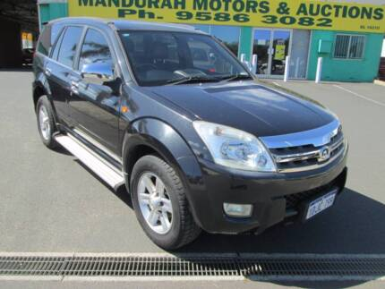 2010 Great Wall X240 Wagon Silver Sands Mandurah Area Preview