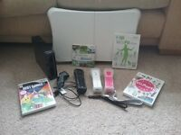 wii bundle with sports resort & more...