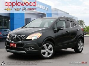 2015 Buick Encore Convenience AWD, ONE OWNER, POWER DRIVERS S...