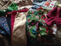 Girls clothes bundle age 3/3-4