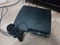 PS3 Console & Contoller