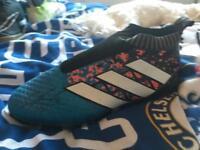 Signed Hernandez boot