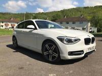 Bmw 1 series 116i sport, 1 lady owner, full service history and MOT until mar '19