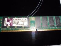 Kingston DDR400 512 mb Memory