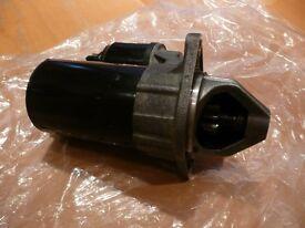 Corsa C 2004 1.0ltr starter motor, original vauxhall part, bench tested bargain £10