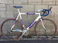 Custom built Trek USPS racing bike