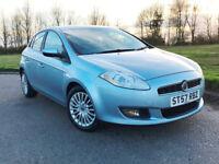 2007 FIAT BRAVO 1.4 ACTIVE 90 5 DOOR HATCHBACK 2 KEYS ** CHEAP CAR