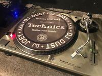 Technics 1200 mk5 rare turntables