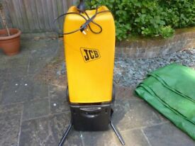 Garden Shredder; Electric; JCB