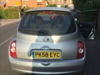 2008 Nissan Micra Low Miles Automatic