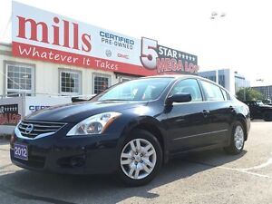 2012 Nissan Altima 4dr Sdn I4 Man 2.5 S