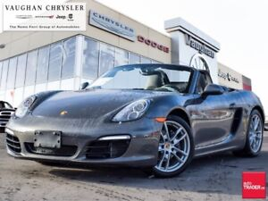 2015 Porsche Boxster 1Owner* Only 38899kms !! * Clean Carproof