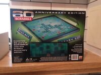 60th Anniversary Edition Scrabble