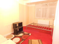 Spacious two bedroom garden flat in Tottenham N17