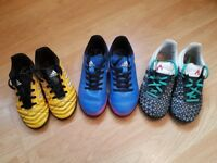 Kids Adidas Football Boots - size 12 / 13