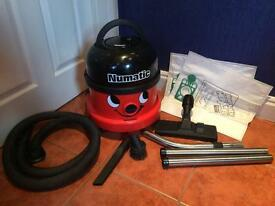 Reconditioned Numatic Henry Hoover Vacuum Cleaner Complete With Accessories