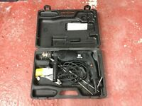 110volt drill and accessories