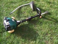 Hi this is my petrol Strimmer / Trimmer 25cc, it has not had much use and its in fall working