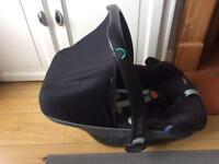 Ltd Edition Maxi Cosi Pebble Car Seat from birth