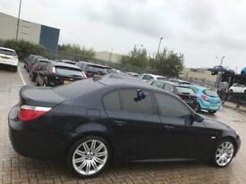 BMW 530D 3.0 M SPORT 235BHP ** NAVIGATION ** AUTOMATIC ** DIESEL **PARKING SENSORS ** 12 MONTH MOT *