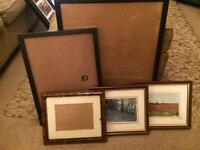 Frame job lot