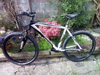Saracen Tufftrax Mountain Bike Ridden Once Immaculate Condition