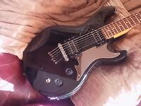 Cort Zenox Z-22 electric guitar, Lovely condition, two humbuckers, sealed tuners, excelent !
