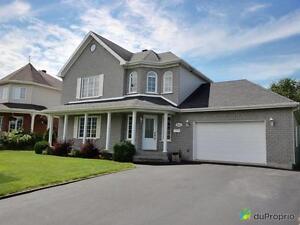 414 000$ - Maison 2 étages à vendre à St-Nicolas