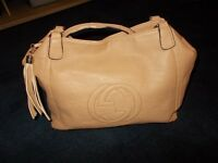 GUCCHI LEATHER BAG