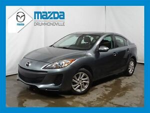 2012 Mazda MAZDA3 GS-SKY +SIEGES CHAUFFANTS+BLUETOOTH