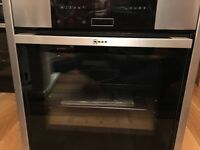 Neff slide and Hide Single oven B45CR32N0B New Ex Display