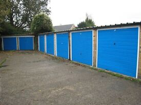 Lock Up Garage To Rent (10 minutes from Gidea Park Station) Avaliable from 25th June 2017