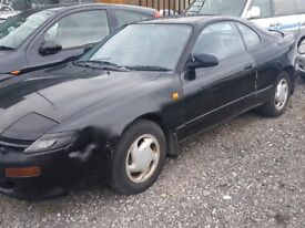 1990 TOYOTA CELICA 2.0 GTI TWIN CAM..CLASSIC CAR