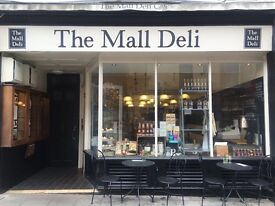 Weekend Deli and Cafe Assistant position - The Mall Deli, Clifton Village