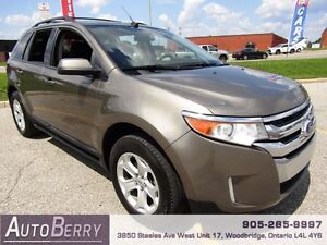 2014 Ford Edge SEL ***ACCIDENT FREE***CERTIFIED***