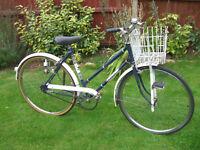 LADIES RETRO SHOPPER ONE OF MANY QUALITY BICYCLES