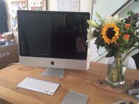 "Apple iMac A1225 24"" - MB418B/A (March, 2009) *incl. accessories bundle*"