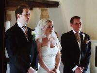 Stunning Ellis Bridal Wedding Dress