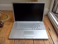 MACBOOK PRO FOR SPARE AND REPAIR