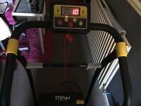Titan power treadmill
