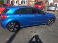 Mercedes a180 blueefficiency sport 2015