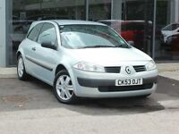 Renault Megan Extreme 1.4 New MOT Full Service History, Just been serviced too