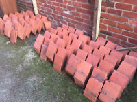 Rosemary Clay Roof Tiles x 700 (17cm by 27cm)
