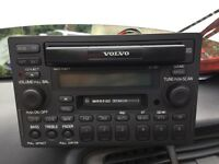 2001 Volvo C70 convertible radio CD player with 3 disc changer - can post