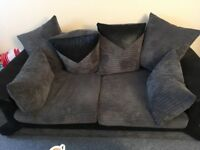 3 seater sofa £100 need gone ASAP