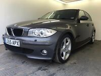 2005 | BMW 120d SE | SAT NAV| Diesel | 1 Former Keeper | Service History | 1 Year MOT | SAT NAV