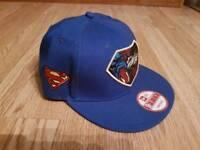 NEW ERA SUPERMAN SNAPBACK CAP