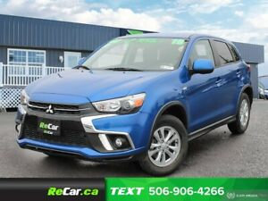2019 Mitsubishi RVR SE AWC | HEATED SEATS | WARRANTY TO 2029