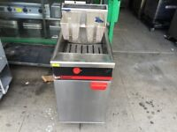 CATERING COMMERCIAL ELECTRIC FRYER CAFE KEBAB CHICKEN RESTAURANT KITCHEN SHOP TYPE