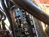 Honda Atc 250 Trike 1984 barn find